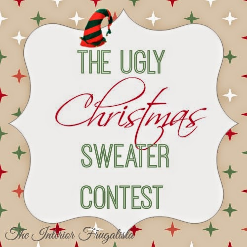 Graphic for our Ugly Sweater Contest