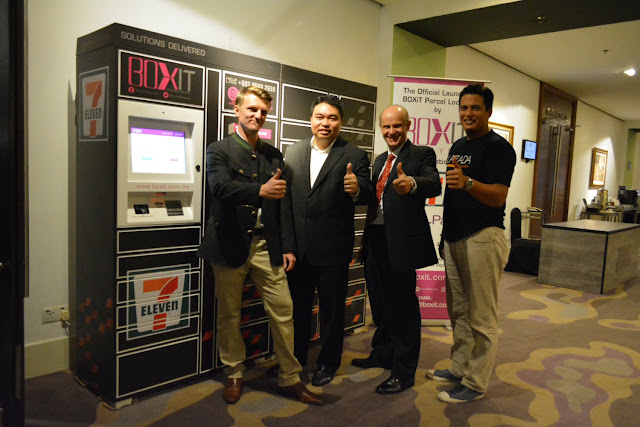 BOXiT launches parcel locker in Malaysia