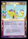 My Little Pony Pegasus Chariot Friends Forever CCG Card