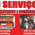 J.J Serviços Elétricos e Comércio, atende em Serrolândia e em toda região