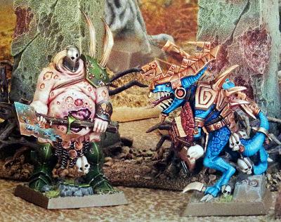 New Nurgle Champion and Saurus Old Blood (pic) - Faeit 212