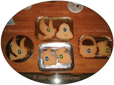 Scarcelle Pasqua con ovetto Silvana Calabrese Blog