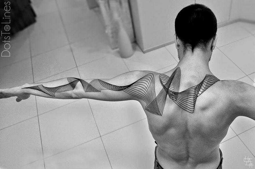 omorfos-kosmos.gr - Γεωμετρικά τατουάζ κατά μήκος του ανθρώπινου σώματος