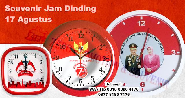 souvenir untuk perayaaan 17 Agustus, kemerdekaan Indonesia, Independence's Day untuk kantor