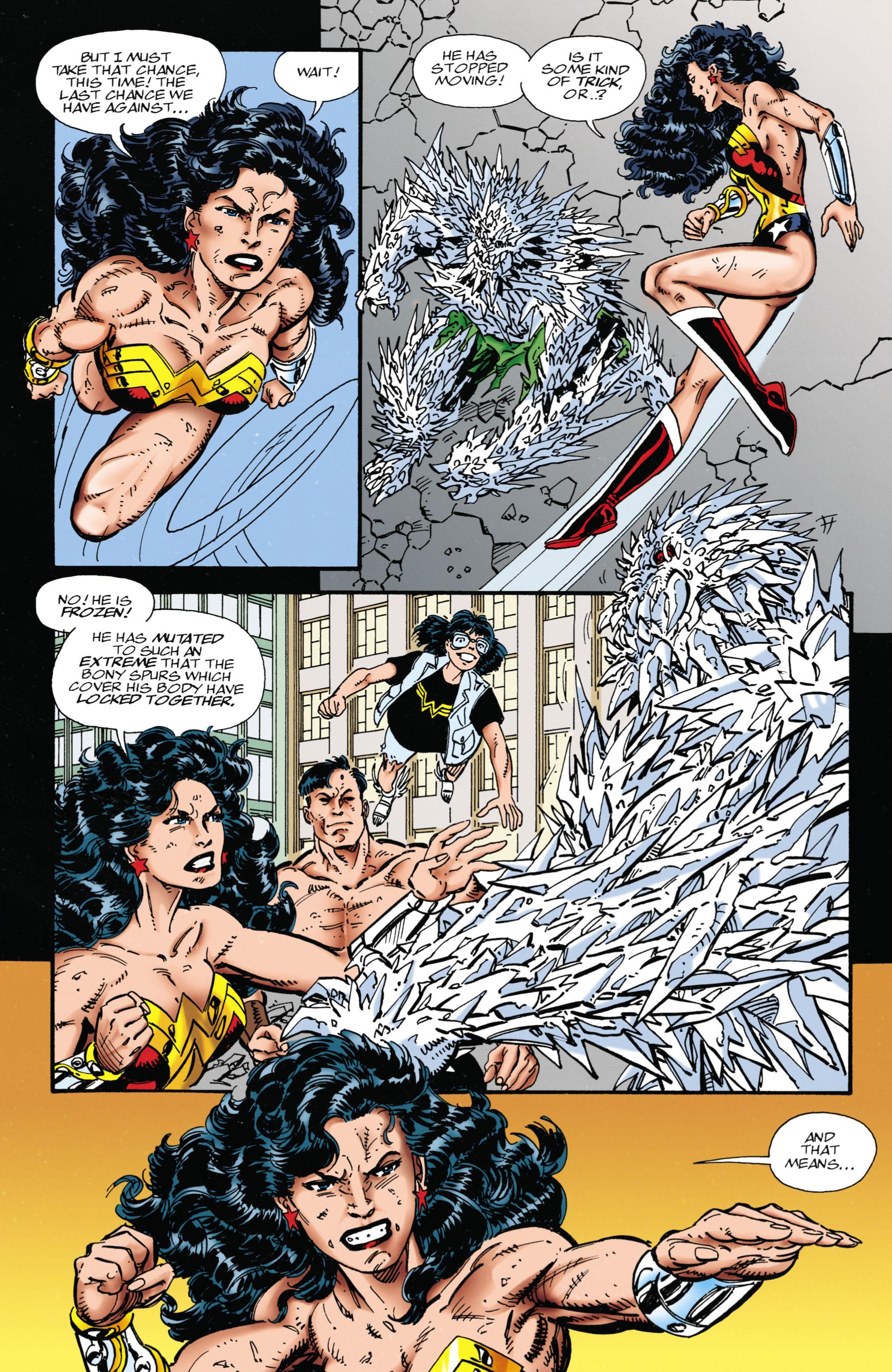 Read online Wonder Woman (1987) comic -  Issue #112 - 20