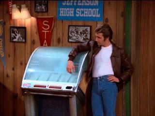 Happy Days, Arnold's, Juke Box, The Fonz