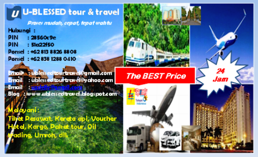 U-BLESSED Tour and Travel