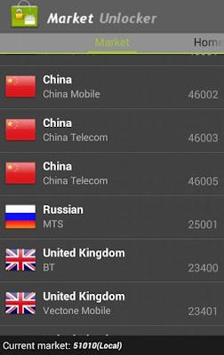 Cara Mendownload Aplikasi Yang Tidak Tersedia Di Negara Kita