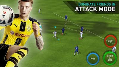 FIFA Mobile Soccer v3.1.0 Mod Apk Terbaru
