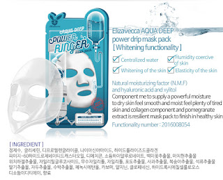 Elizavecca Power Ringer Mask Pack - Aqua Deep