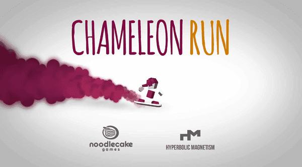 حمل بسرعة لعبة Chameleon Run المدفوعة الآن مجانا