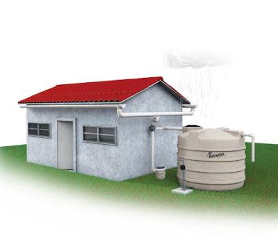 Sistema de Captación Pluvial Rotoplas