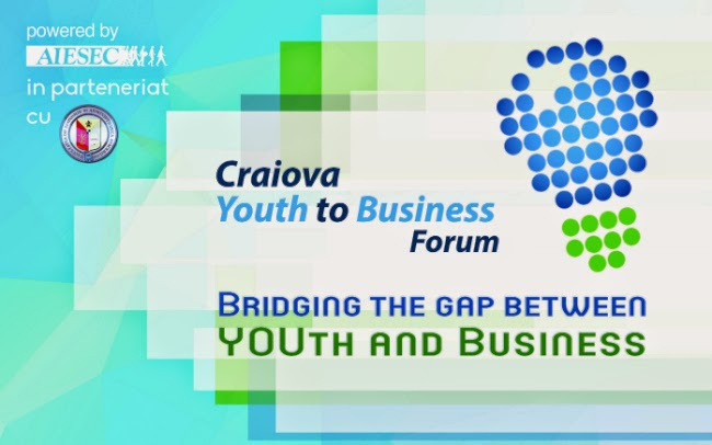 Hai la Craiova Youth to Business!