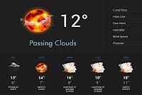 8 Aplikasi Android Untuk Cuaca Terbaik 2016