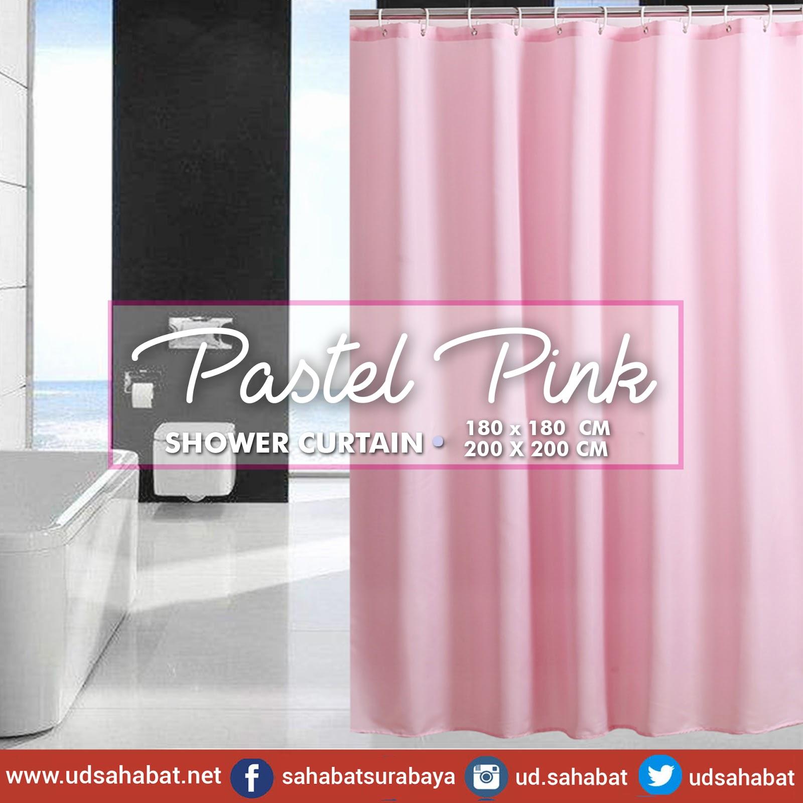 jual korden kamar mandi bathub pink surabaya udsahabat baliwerti