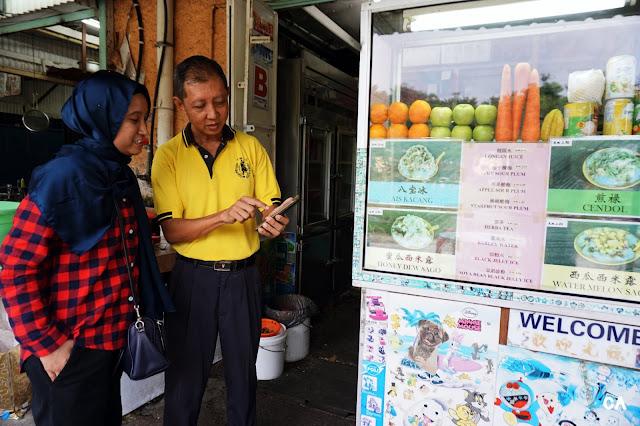 Shangrila Ais Kacang Kluang Johor Curitan Aqalili
