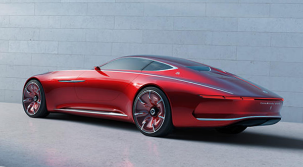 2018 Mercedes Maybach 6, in California for an exceptionally uncommon marvel challeng