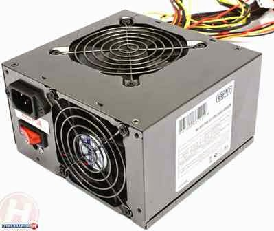 Komputer Restart Sendiri Karena Power Supply Kekurangan Daya