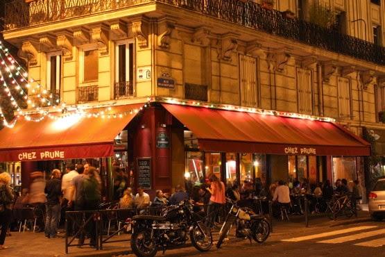 Bares em Paris