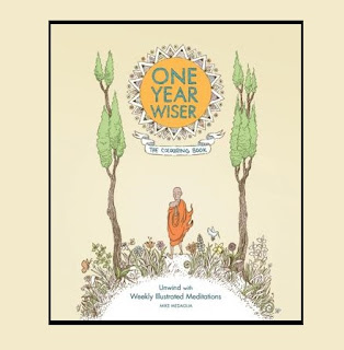 One Year Wiser – The Colouring Book