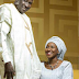 PHOTOS: Meet President Buhari's Daughter Fatima And Her Husband To Be