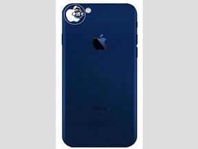 New iPhone 7 berwarna Deep Blue