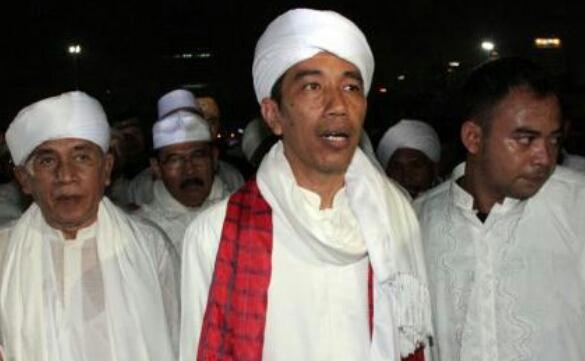 Presiden Joko Widodo Masuk Nominasi Santri Award