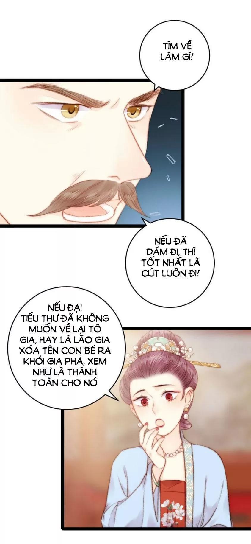 Nàng Phi Cửu Khanh - Thần Y Kiều Nữ chap 57 - Trang 15