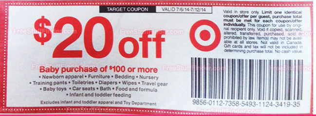 Popular Target Coupon Codes