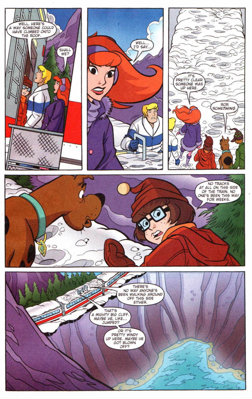 Read online Scooby-Doo (1997) comic -  Issue #116 - 20