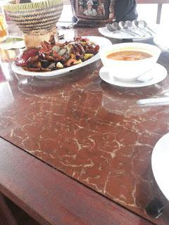 Sea Food Kepiting (Pendapat Antara Mbah Fadhol Senori dan Mbah Maimun Zubair)