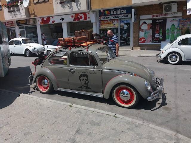 Bild des Tages - VW Treffen in Kochani