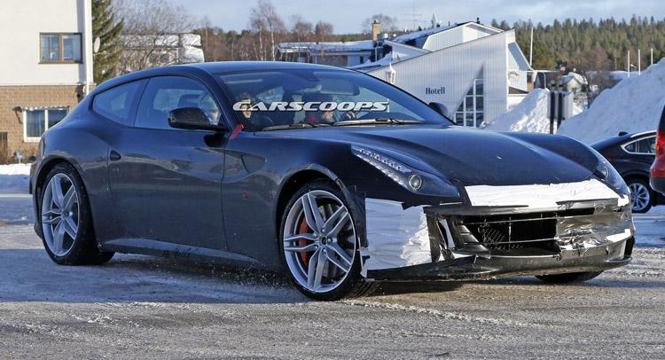 Carscoops : Ferrari FF Posts