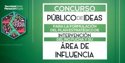 Concurso Público de Ideas para Río Fucha