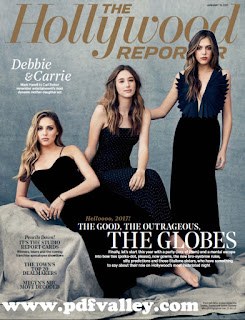 The Hollywood Reporter Magazine Januray 13, 2017