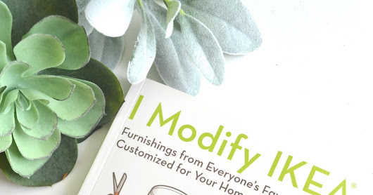 Book Review ~ I Modify IKEA