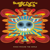disco SUPER FURRY ANIMALS - Rings around the world