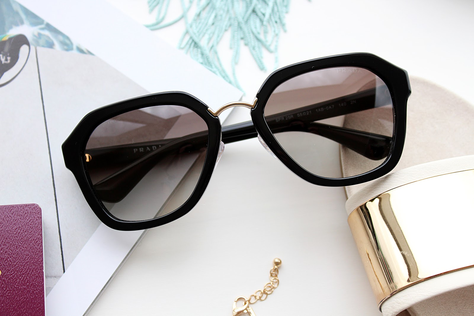 What To Pack For The Maldives, Prada PR25RS Cinema Sunglasses Black, Life in Excess Blog