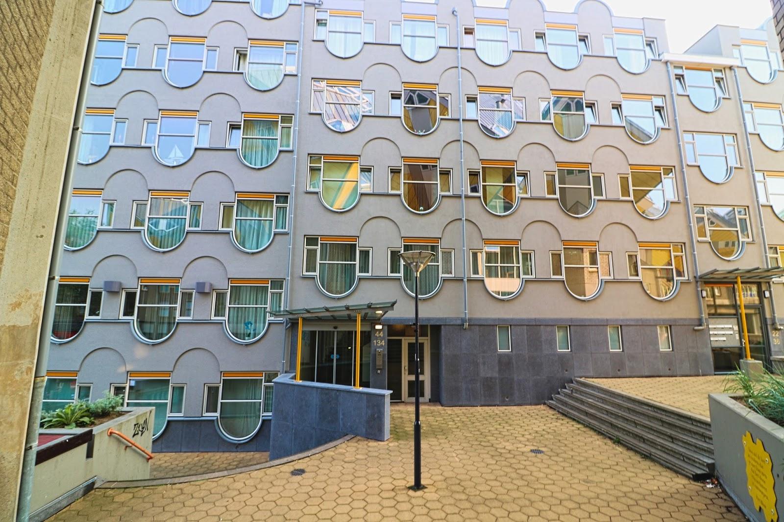 Rotterdam, architektura, Holandia