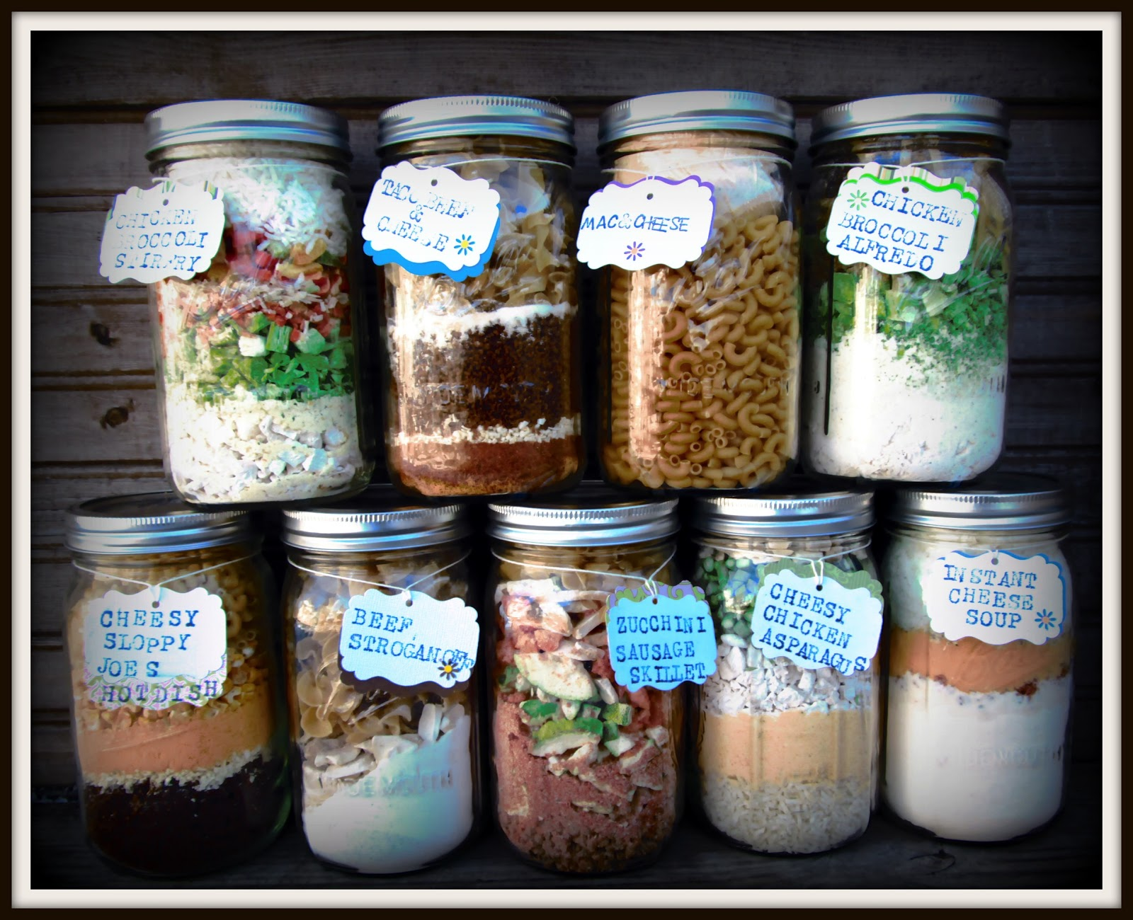 Baking Cake In Jars Recipes