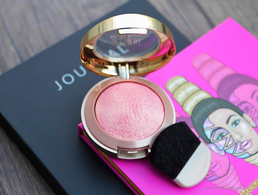 Erny's Journal: Milani Baked Blush Bella Belini, Blush On dengan Shimmer yang Recommended