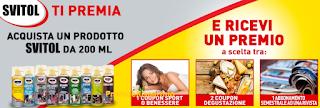 Logo Svitol ti premia con coupon Benessere sicuri