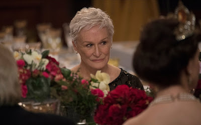 The Wife 2018 movie still Glenn Close