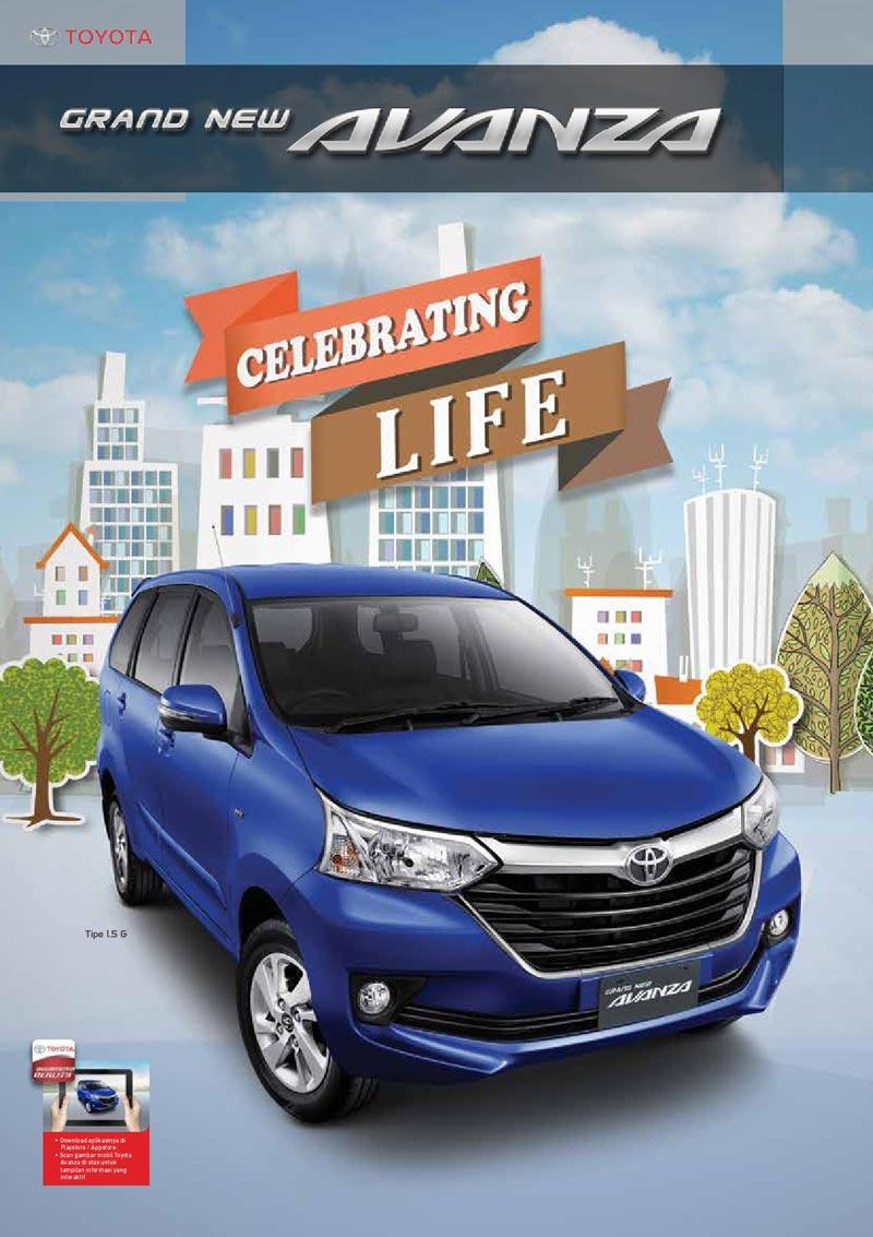 Harga Grand New Avanza Tahun 2016 E 2017 Terbaru Dan Veloz Bekasi Toyota Murah Tipe G Baru Di Jakarta Tangerang Depok Bogor
