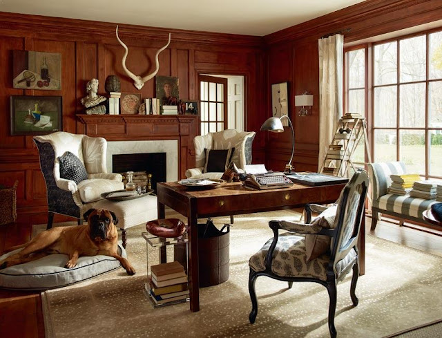 best desk placement in home office and decorating ideas pictures