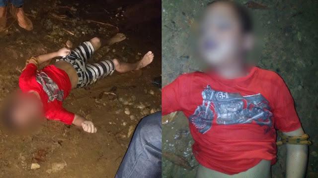 Bárbaro! Pescadores encontram corpo de criança no rio Machado