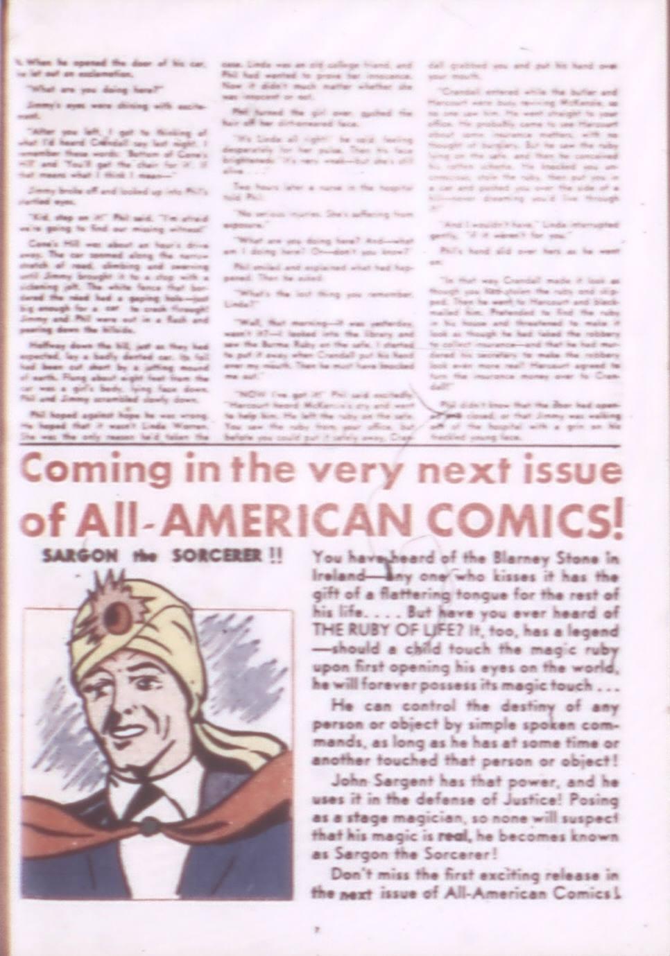 Read online All-American Comics (1939) comic -  Issue #25 - 49