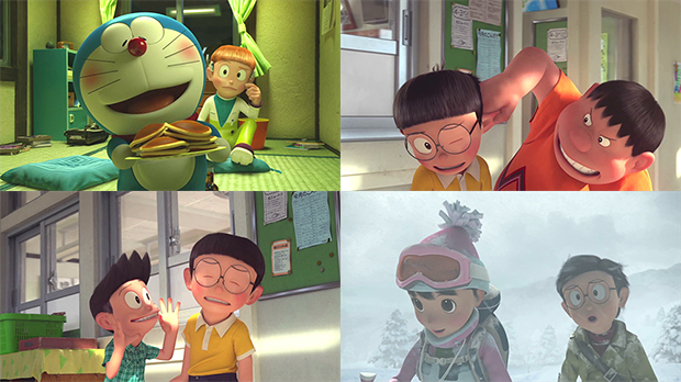 Doraemon : Stand By Me (2014) (764MB) Subbed 720p | AnakFilm