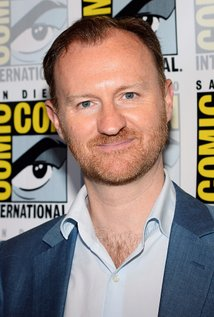 Mark Gatiss. Director of Sherlock - Season 1