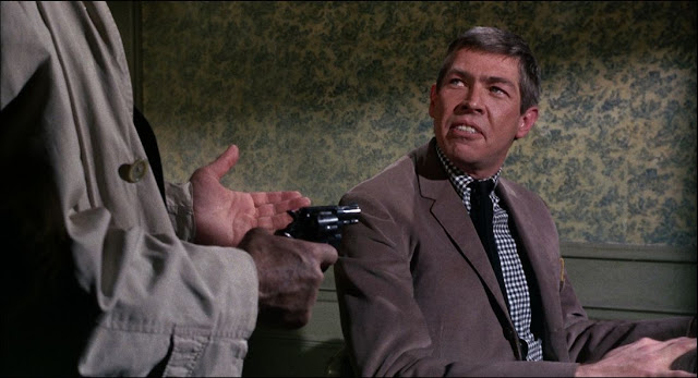 Charade 1963 movieloversreviews.filminspector.com James Coburn